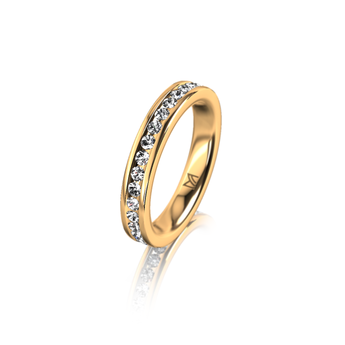 MEISTER Engagement Ring 0 engagement rings yellowgold