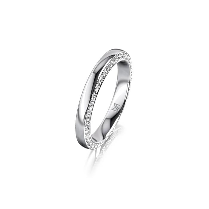 Meister Engagement Ring 60 Engagement Rings Whitegold Meister